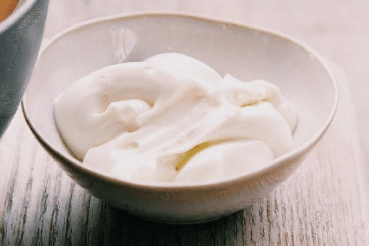Mayonnaise DIY Deep Conditioner
